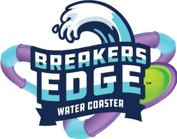 Logo - Breakers Edge for Hersheypark