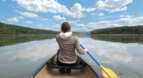 Monroe Lake - Things to Do