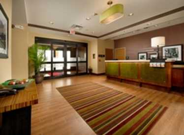 Lobby at Hampton Inn/Cleveland TN