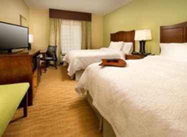 Room at Hampton Inn/Cleveland TN