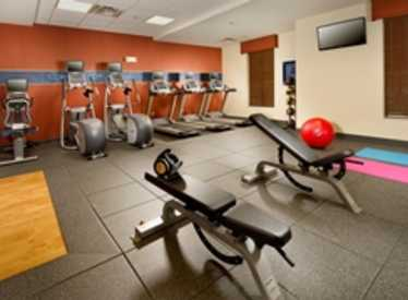 Fitness Center at Hampton Inn/Cleveland TN