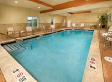 Pool at Holiday Inn Express & Suites