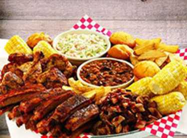 Famous Dave's Ribs