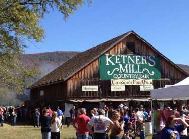 Ketner's Mill Foundation