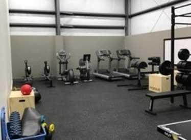 SC Squash Weight Area