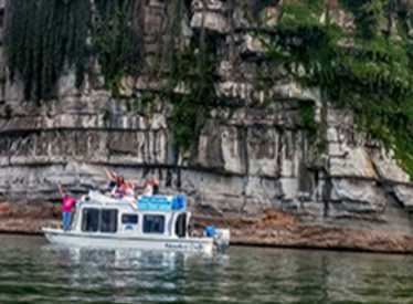 Blue Heaven River Tours Chattanooga