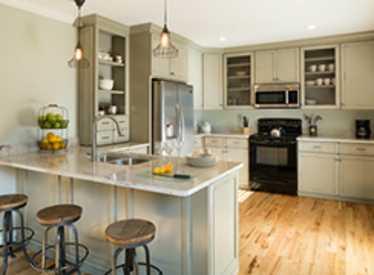 Chanticleer Cottage Kitchen