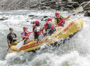 Ocoee Rafting