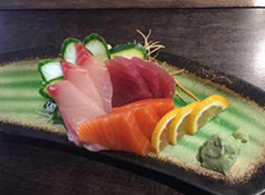 Sushi at Totto Sushi