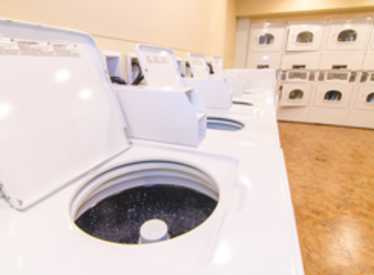 Guest Laundry at Woodspring Suites