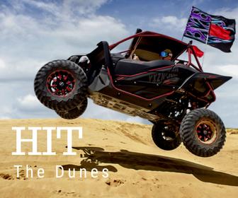 Syracuse Sand Dunes