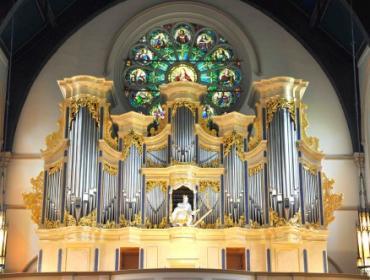 Concert on the Craighead-Saunders Organ (2008) and the Hook & Hastings organ (Opus 1573, 1893)