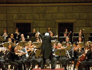 Eastman-Rochester Chorus and Eastman Philharmonia