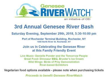 Genesee River Bash