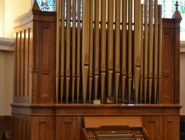 Concert on the Craighead-Saunders Organ and the Hook & Hastings organ