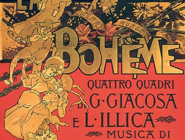 Puccini's La Boheme in Concert