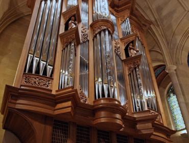 Concert on the Paul Fritts organ (2008)