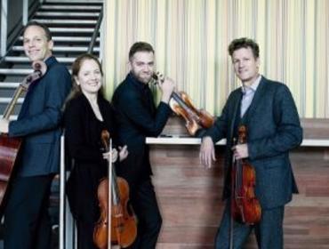 Eastman-Ranlet Series: St. Lawrence String Quartet