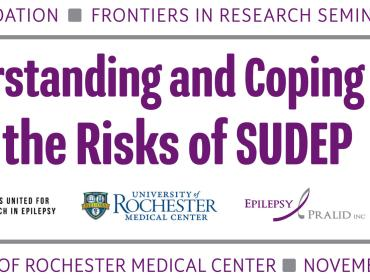 Understanding and Coping with the Risks of SUDEP