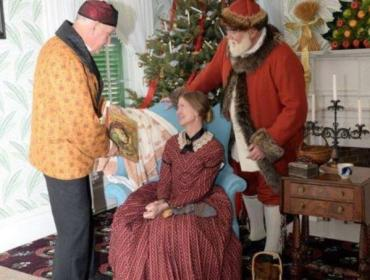 Yuletide in the Country Tours & Buffet