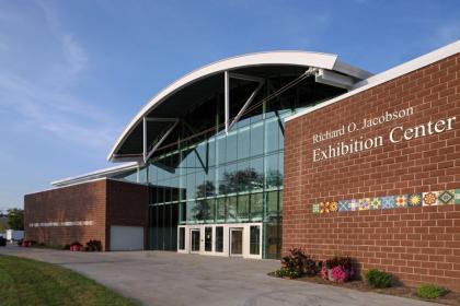 Richard D Jacobson Exhibition Center Iowa State Fairgrounds
