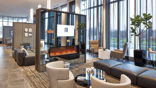 AC lounge in Lobby