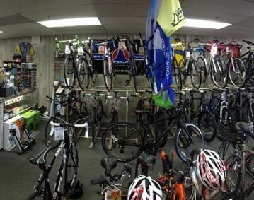 Pedal Power Bike Shop