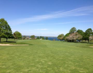 Wanumetonomy Golf and Country Club Green Image