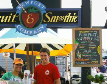 Newport Smoothie