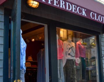 Upper Deck Clothing