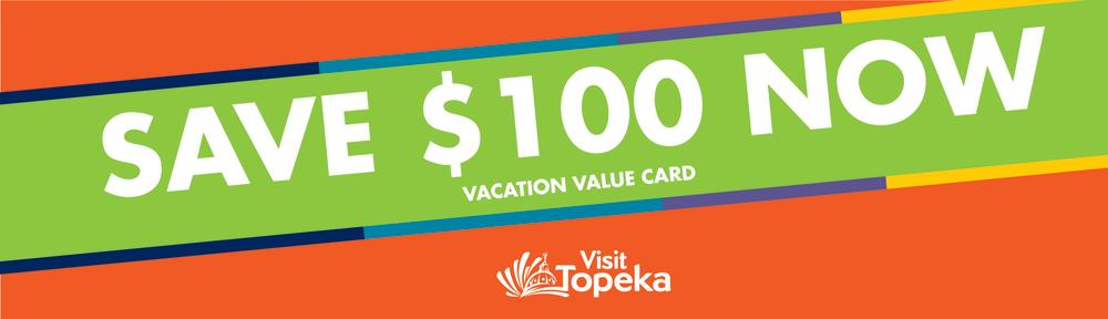 Vacation Value Card Save