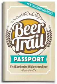 Beer Trail Passport 2.0