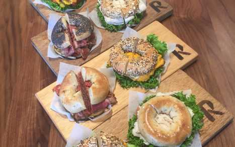 our delicious sandwiches
