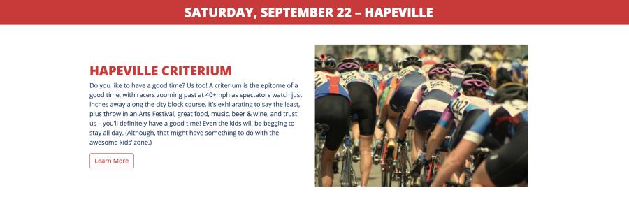 Spin: Hapeville Header
