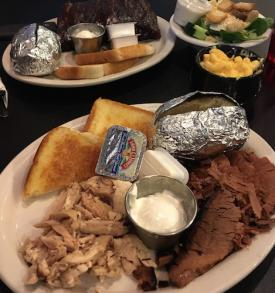 Don't miss out on a great meal and the racing theme at Pit Stop BBQ & Grill!
