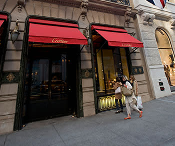 C. Cartier Store