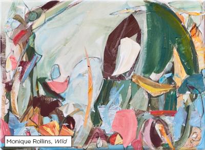 Monique Rollins - Wild