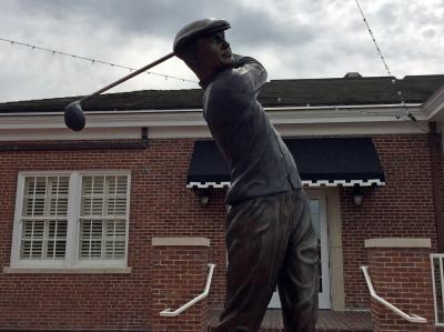 Ben Hogan Statue