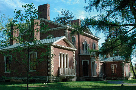 Henry Clay Estate in Lexington