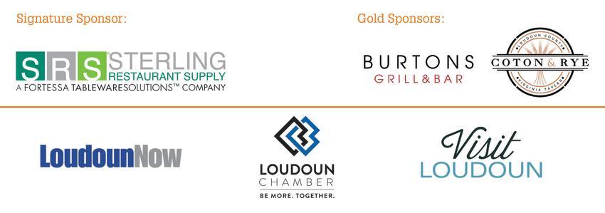 Loudoun Restaurant Week Sponsors Logos