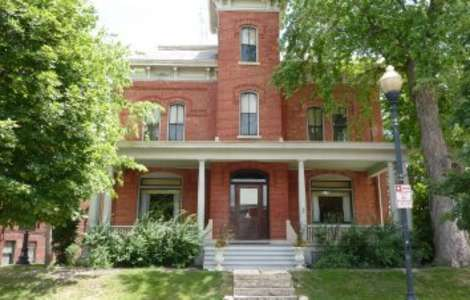 Old Sheriff's House Foundation