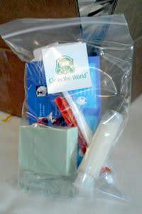 Bag of items