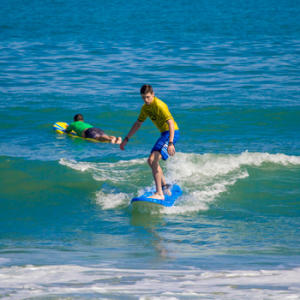 Surf Lessons in Cocoa Beach