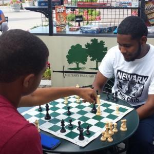 Chess - Military Park