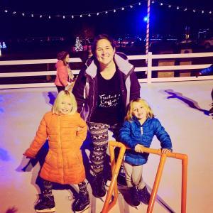 Avon Ice Rink (photo credit: Meghan Stritar)