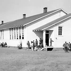 Myrtle Beach Colored School
