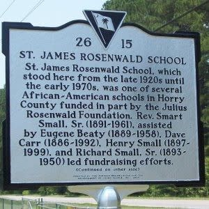 St. James Rosenwald School