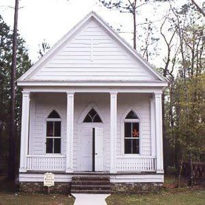 Cedar Grove Plantation Chapel