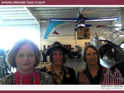 Our Hometown Tourists Visit the Aerospace Museum of California