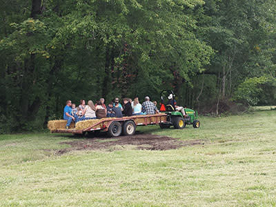 Hunters Hay Rides
